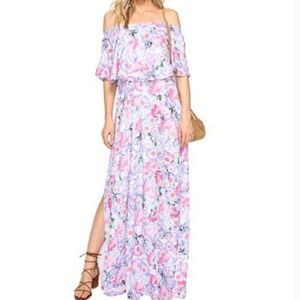 Show Me Your Mumu Hacienda Maxi Poppy Daze